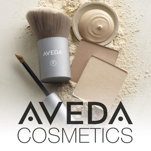 aveda cosmetics makeup salon